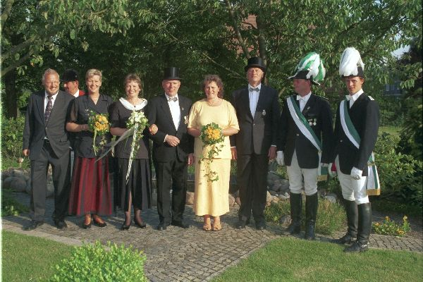 Kaiserpaar Jubiläum 1999 175 Jahre
