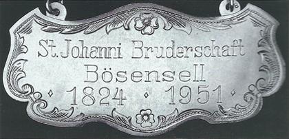 Silberschild 1824 – 1951