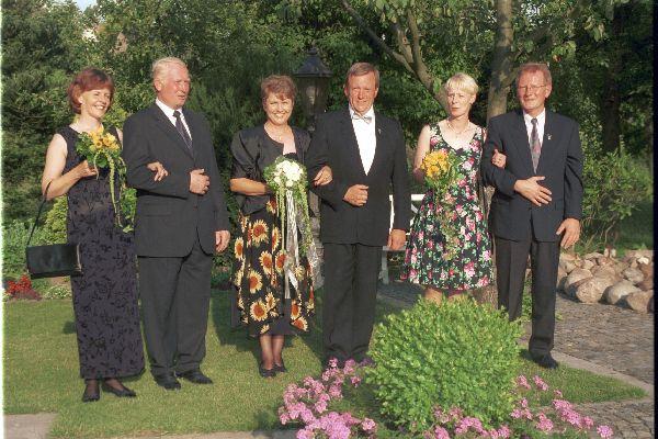 Königshaus 1999 Jubiläum