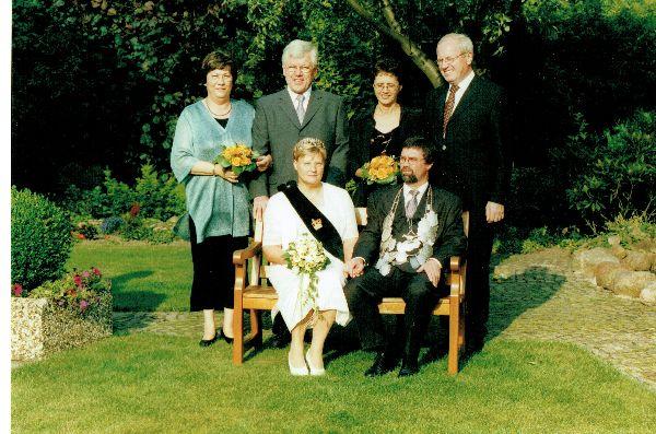 Königshaus 2001