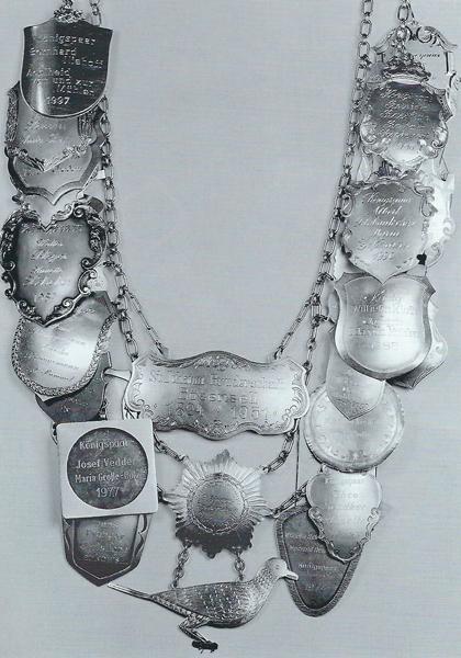 Königskette ab 1947